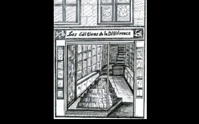 Nouvelle librairie pour les éditions de La Différence