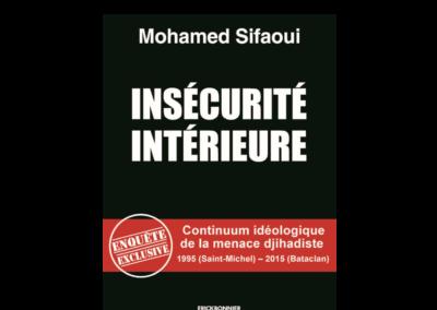 Insécurité intérieure