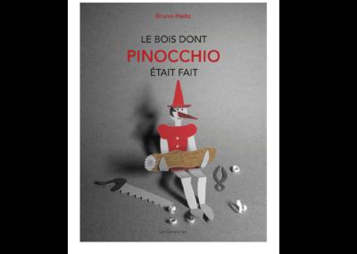 Le Bois dont Pinocchio était fait