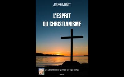 Décès de Joseph Moingt, le doyen des théologiens